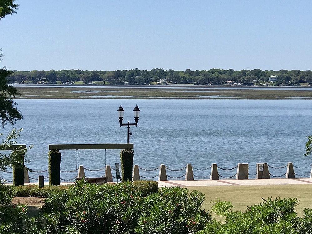 Picture of Beaufort Waterfront